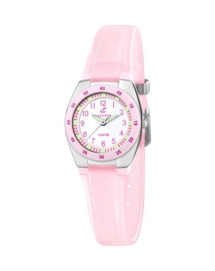 Montre Calypso K6043/B enfant bracelet rose