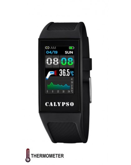 Montre Calypso connectée K8501/4 mixte