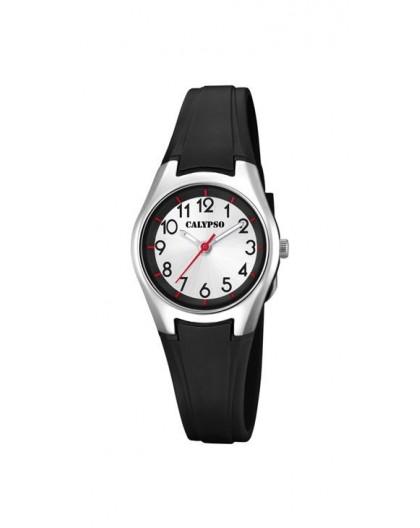 Montre Calypso K5750/6 enfant bracelet noir