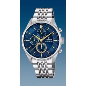 Montre Festina homme F20285-3 chronographe