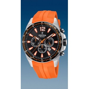 Montre Festina homme F20376-5 sport orange