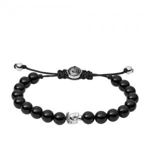 Bracelet Diesel bijoux DX1070040 perles synthé