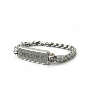Bracelet Diesel bijoux DX1193040 acier et béton