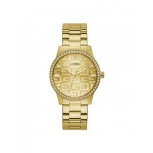 Montre Guess GW0292L2 femme acier doré
