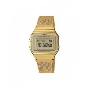 Montre Casio A700WEMG-9AEF vintage gold