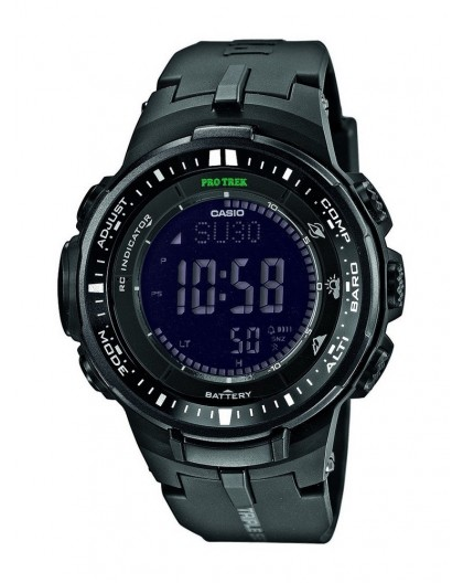 Montre Casio PRW-3000-1AER Altimètre baro