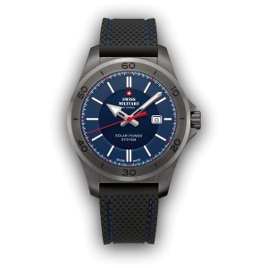Montre Swiss Military solaire SMS34074.08