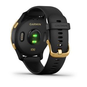 Montre Garmin Venu GPS gold black 010-02173-32
