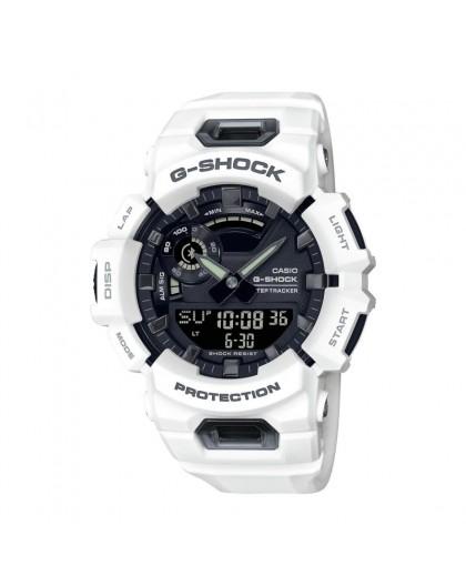 Montre G-Shock GBA-900-7AER pu blanc