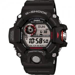 Montre G-Shock GW-9400-1ER Alti Range man pu noir