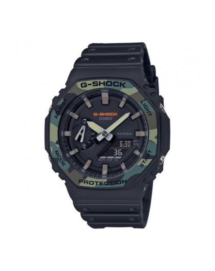 Montre G-Shock GA-2100SU-1AER khaki