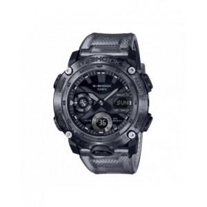 Montre G-Shock GA-2000SKE-8AER skeleton noir