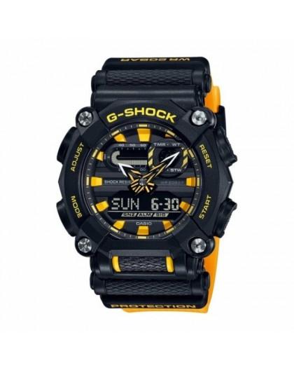 Montre G-Shock GA-900A-1A9ER nylon jaune