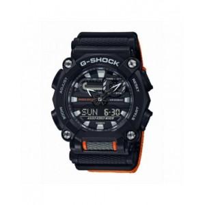 Montre G-Shock GA-900C-1A4ER nylon orange