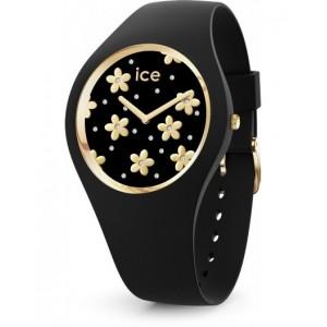 Montre Ice Watch Flower 016659 black precious