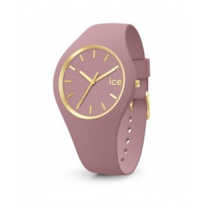 Montre Ice watch Glam brushed Fall rose small