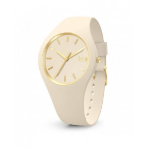 Montre Ice watch Glam brushed Almond skin small