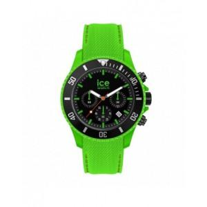 Montre Ice Chrono neon green large 019839