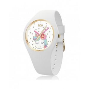 Montre Ice Watch Fantasia 016721 Licorne blanche