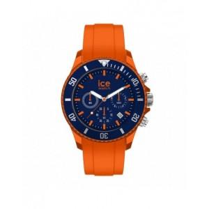 Montre Ice Chrono orange XL 019845