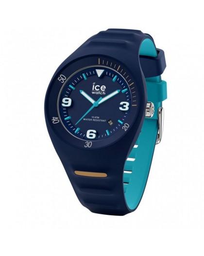 Montre Ice watch P.Leclercq 018945 homme bleu