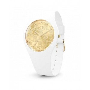 Montre Ice watch Flower white chic small