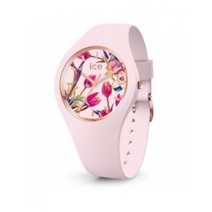 Montre Ice watch Flower lady pink small