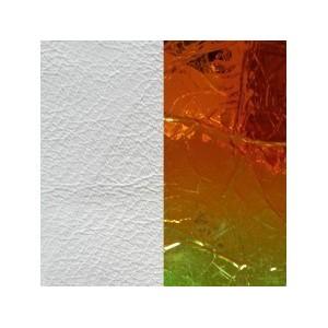 Cuir Les Georgettes 25mm blanc/laser