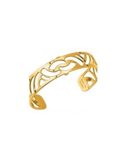 Bracelet Les Georgettes Nouage 14mm finition dorée