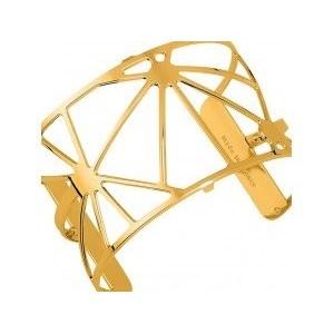 Bracelet Les Georgettes Solaire 40mm finition doré
