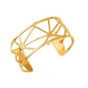 Bracelet Les Georgettes Solaire 25mm finition doré