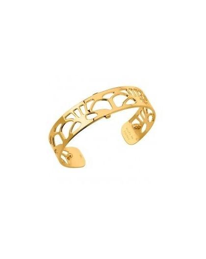 Bracelet Les Georgettes Arcade 14mm doré