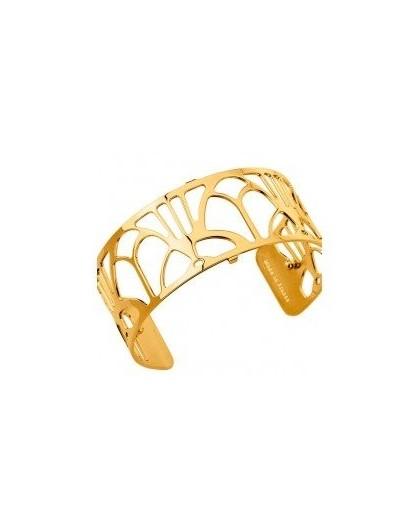 Bracelet Georgettes Arcade 25mm doré
