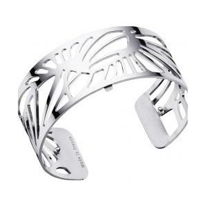Bracelet Georgettes Palmeraie 25mm finition argent
