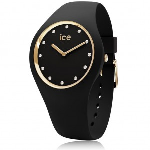 Montre Ice Watch Cosmos 016295 Black gold medium