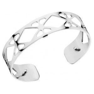 Bracelet Les Georgettes Résille 14mm argenté
