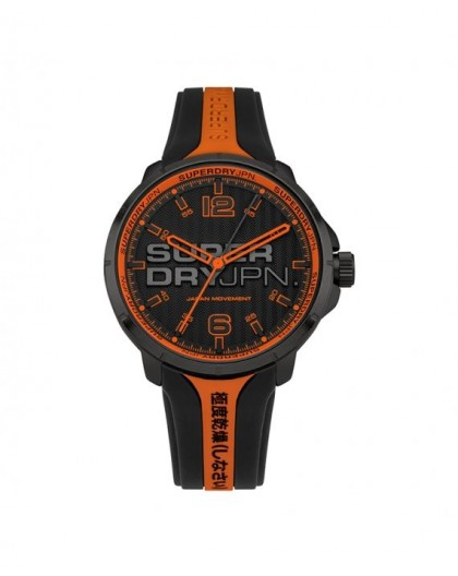 Montre homme Superdry SYG216BO