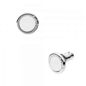 Boucles d'oreilles Skagen Bijoux SKJ0103040 acier