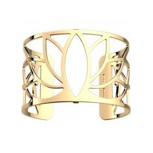 Bracelet Les Georgettes Lotus Doré 40mm