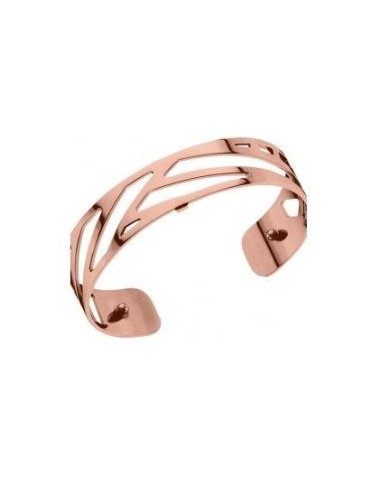 Bracelet Les Georgettes Ruban rosé 14mm