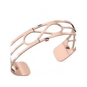 Bracelet Les Georgettes Infini rosé 14mm