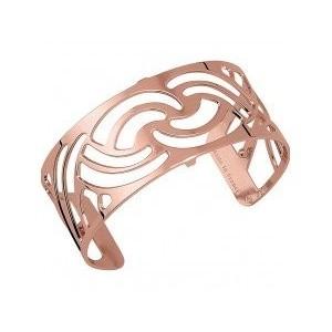 Bracelet Les Georgettes Nouage 25mm finition rosée