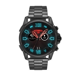 Montre Diesel connectée DZT2011 full black