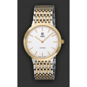 Montre Cover CO124.04 unisex bicolore