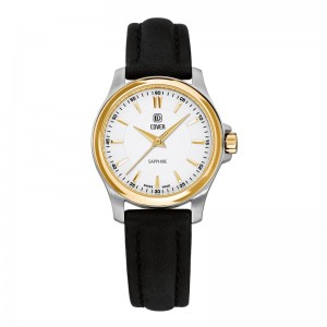 Montre Cover CO138.07 femme plaqué Or