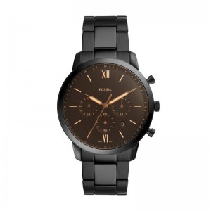 Montre Fossil homme FS5525 full black