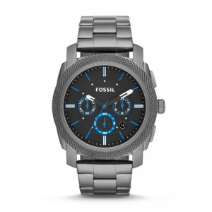 Montre Fossil homme FS4931 Machine gunmetal