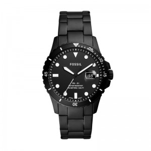 Montre Fossil homme FS5659 Dive full black