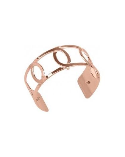 Bracelet Les Georgettes Maillon rosé 25mm