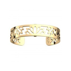 Bracelet Les Georgettes Lotus 14mm doré
